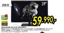 Televizor LED LCD 39L2333G
