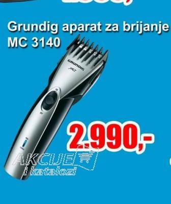 Aparat za brijanje MC 3140