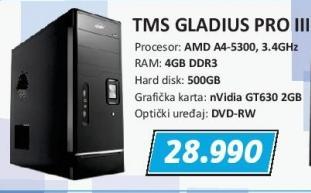 Računar Tms Gladius Pro III