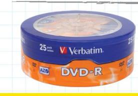 DVD-R, Verbatim