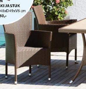 Baštenska stolica Bork