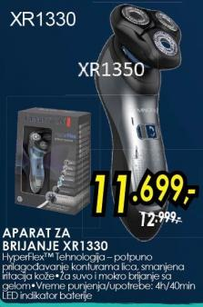 Aparat za brijanje XR1330