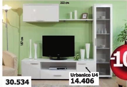 Tv polica Urbanico U4