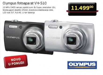 Digitalni fotoaparat Vh-510