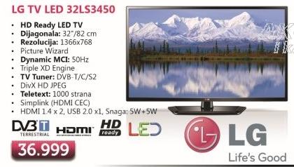 32Ls3450 Televizor