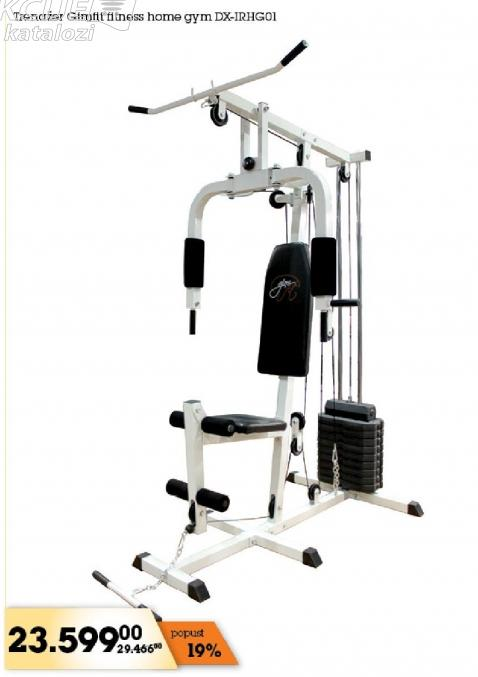 Trenažer Gimfit fltness home gym Dx-irhg01
