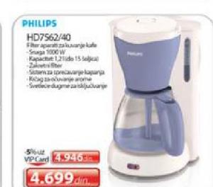 Aparat za kafu HD7562/40