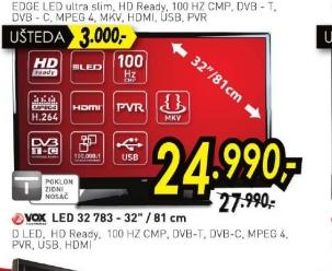 Televizor LED 32 783
