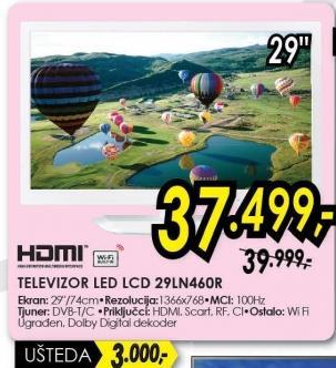 """Televizor LED 29"""" 29ln460r"""