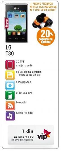 Mobilni telefon T30