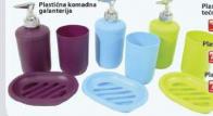 Plastična komadna galanterija  - plastična čaša za četkice