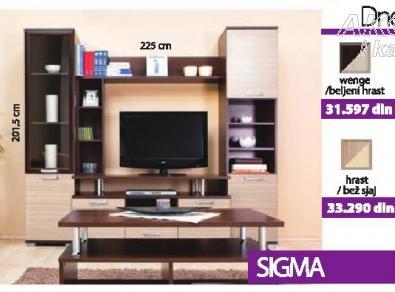 Dnevna soba Sigma