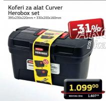 Kofer Za Alat Herobox set