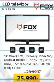 """LED televizor32"""" LED 32DLE250"""