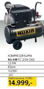 Kompresor Fc 2/24 Cm2 NuAir
