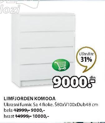 Akcija Jysk Komoda Limfjorden 994111