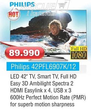 Televizor 42Pfl6907K/12