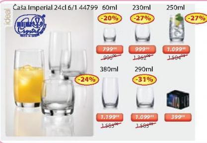 Čaša Imperial