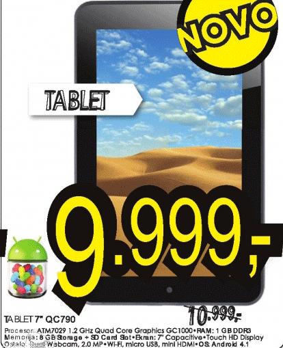 Tablet QC790