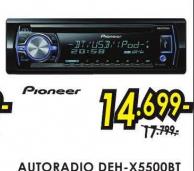Autoradio DEH-X5500BT