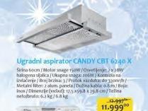 Ugradni Aspirator CBT 6240 X