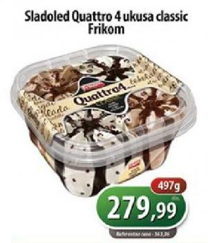 Sladoled classic
