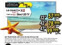 3D LED LCD 47LA6130