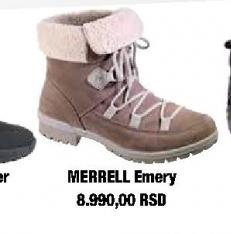 Ženske čizme Merrell Emery