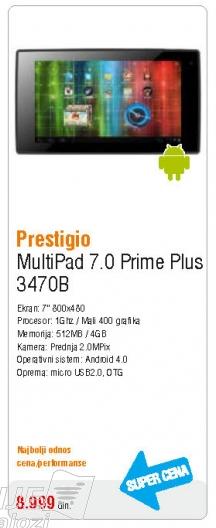 Multipad Pmp3470B