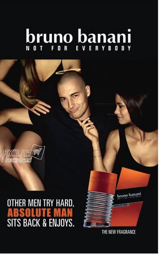 Bruno Banani -not for everybody