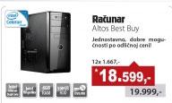 Desktop računar  Altos Best Buy