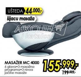 Masažer Mc 4000