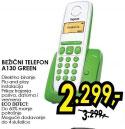 Bežični telefon A130 GREEN