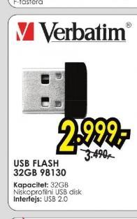 USB flash 32GB 98130