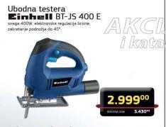Ubodna Testera Bt-Js 400 E