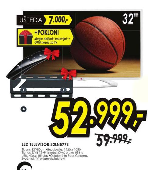 LED Televizor 32LN577S
