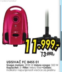 Usisivač FC8455/01
