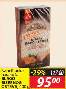 Napolitanke narandža