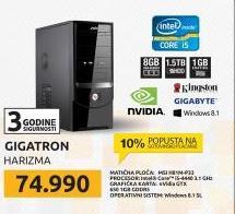 Desktop računar GIGATRON HARIZMA 7