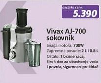 Sokovnik AJ-700