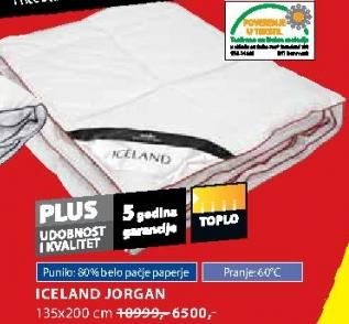 Jorgan Iceland
