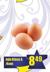 Sveža jaja A-klasa