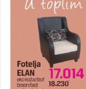 Fotelja Elan