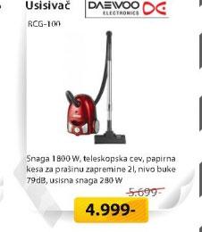 Usisivač RCG-100