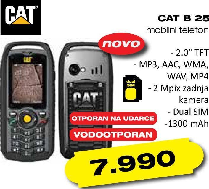 Telefon mobilni B25