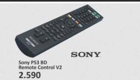 Daljinski upravljač PS3 BD V2