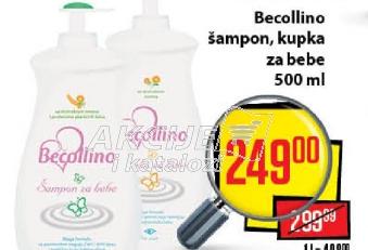 Kupka, šampon za bebe