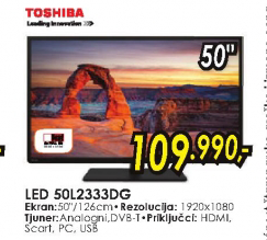 Televizor LED 50L2333DG