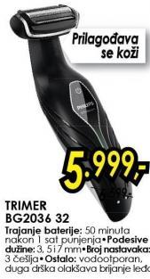 Trimer BG2036 32