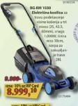 Električna kosilica za travu BG-EM 1030
